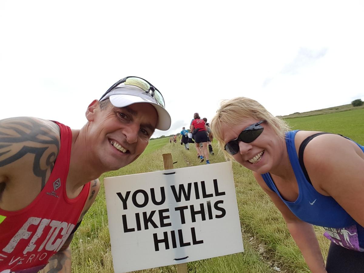 The Marathon I Haven'tRun