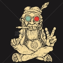 Old Hippy