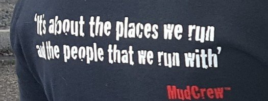 The Places We Run, The People We Run With