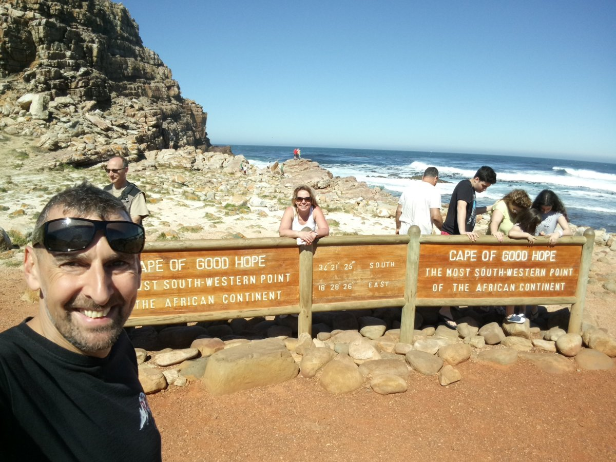 The Cape Town Chronicles #3 (Right SaidFred)