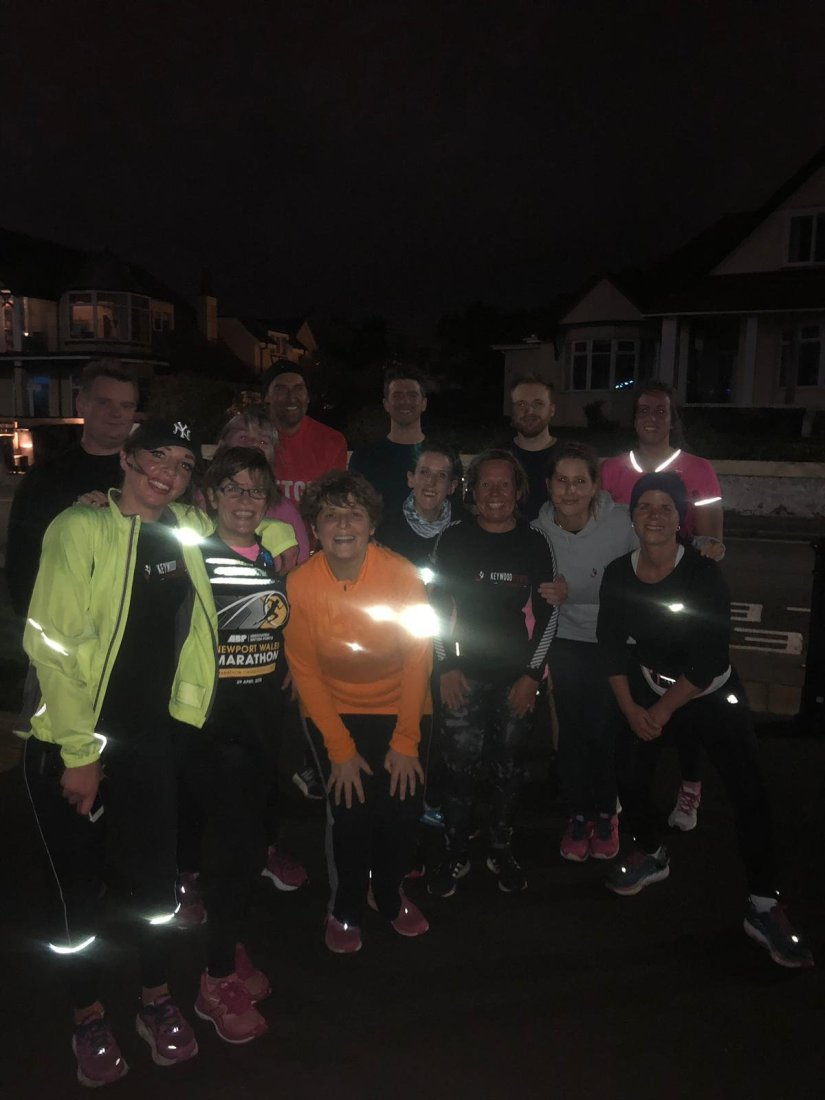 Keywood Running – new kids on the block