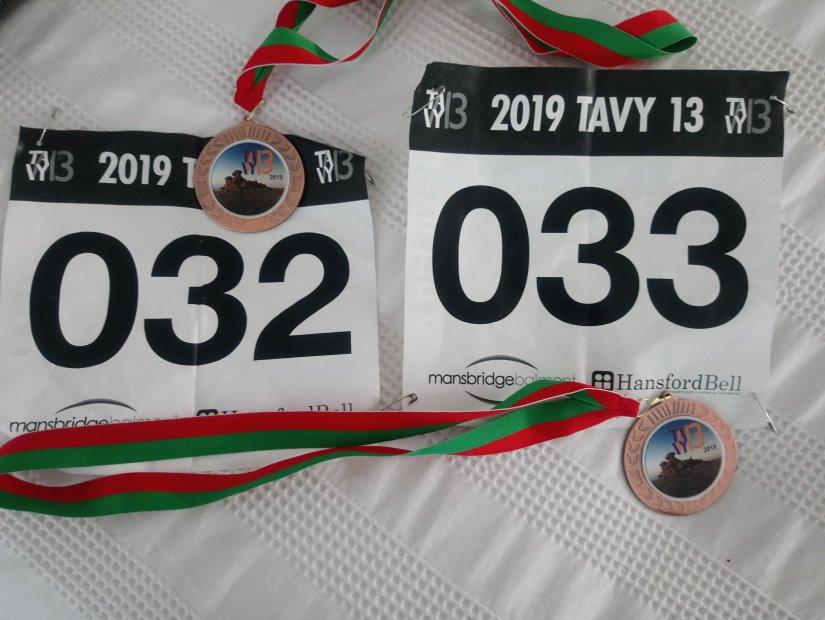 The Tavy 13